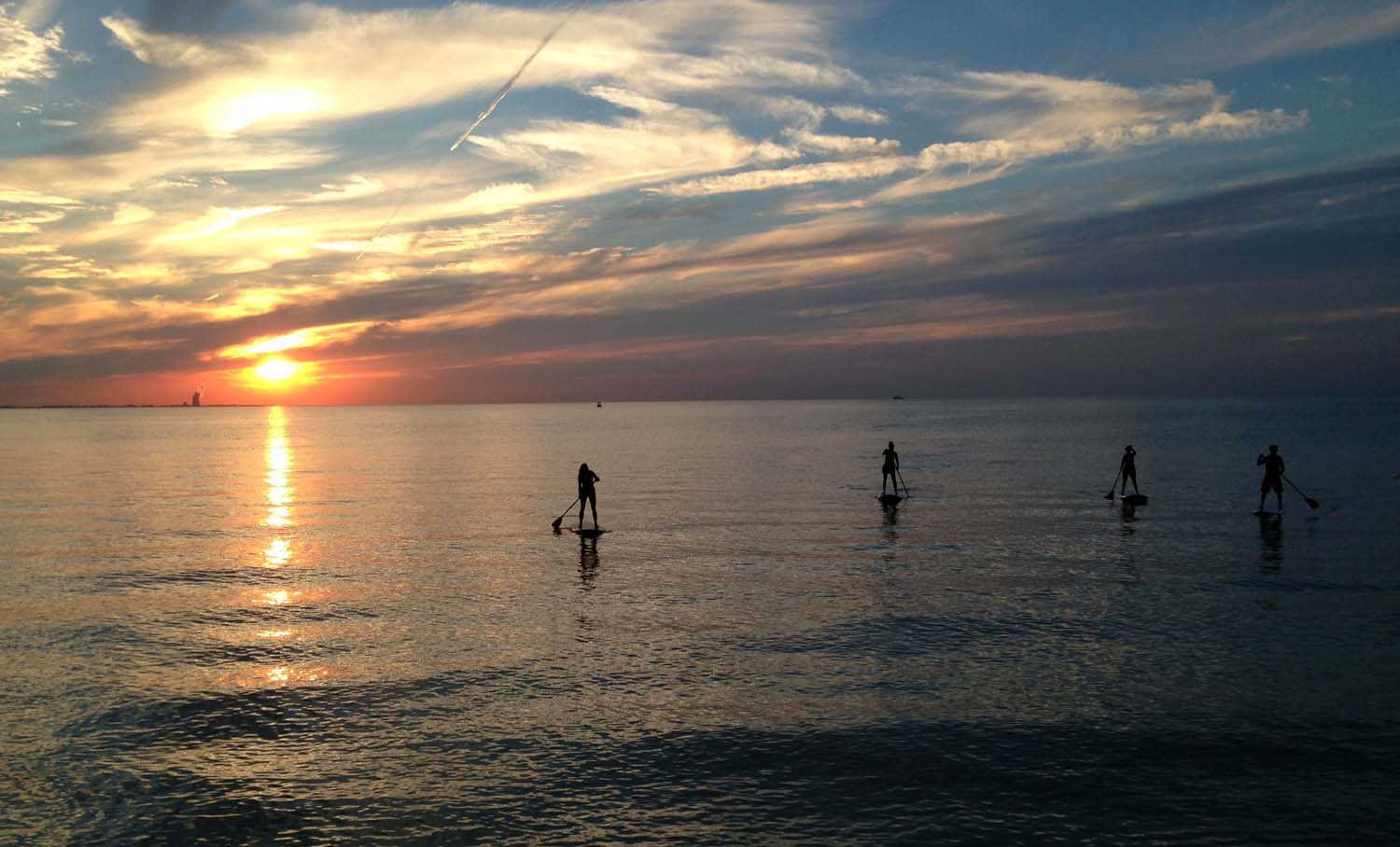 Paddle Board Rental Port Clinton